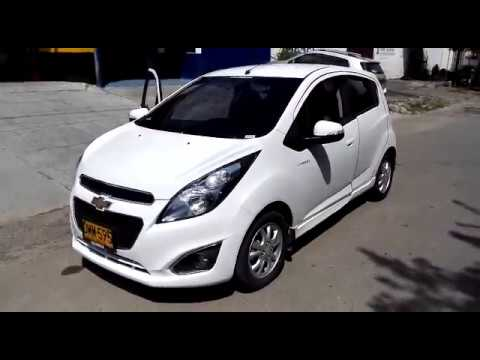 NUEVO CHEVROLET SPARK GT 2017 VERSION ESPECIAL RS