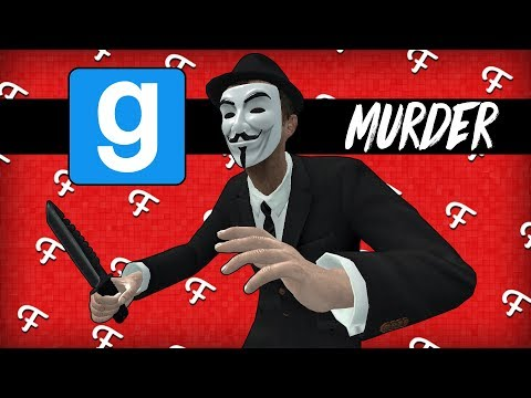 Gmod Murder: The Ship Mystery & Trust No One! (Garrys Mod - Comedy Gaming)