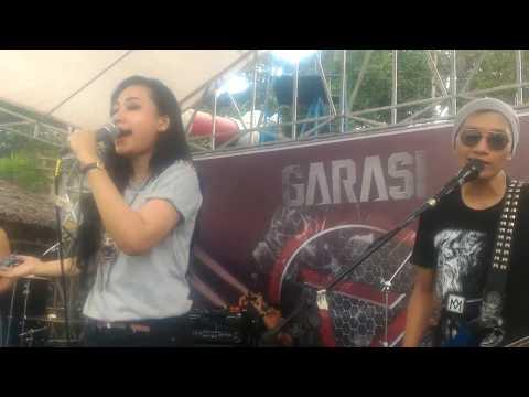 GARASI feat aiu ratna - Hilang @garasireunion 2015