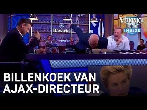 Krijgt Daphne Koster billenkoek van Edwin van der Sar?  VERONICA INSIDE