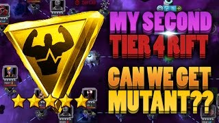 t3 and t4 dimensional rifts the hunt to awaken nightcrawler marvel contest of champions