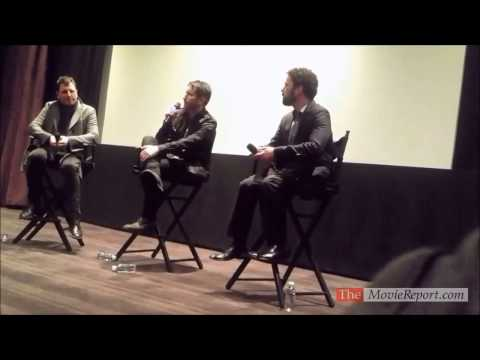 Trent Reznor & Atticus Ross talk BEFORE THE FLOOD - December 10, 2016