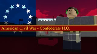Pr of CSA. - [Roblox] C.S.A. Army
