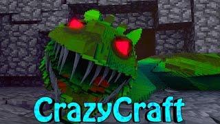 "Minecraft | Crazy Craft 2.0 - OreSpawn Modded Survival Ep 170 - ""BASILISK VS EASTER BUNNY"""