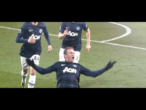 Wayne Rooney FWA Tribute -goals, goals, goals
