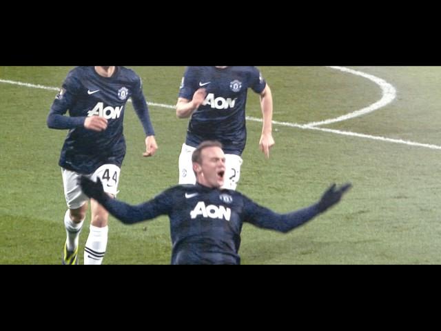 Wayne Rooney FWA Tribute -goals, goals, goals