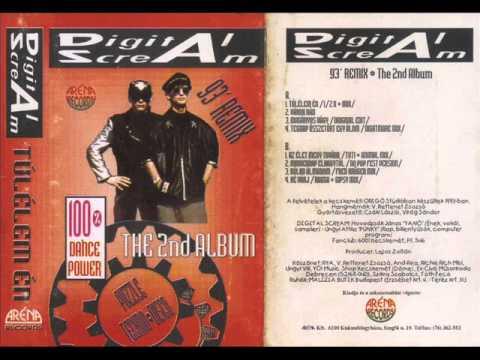 Digital Scream   Túlélem én 1993 teljes