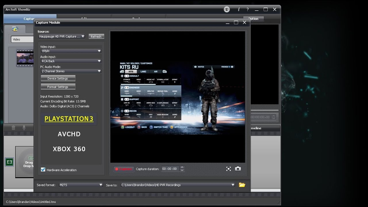 arcsoft showbiz gratuit