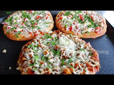 Restaurant Chicken Pizza Recipe