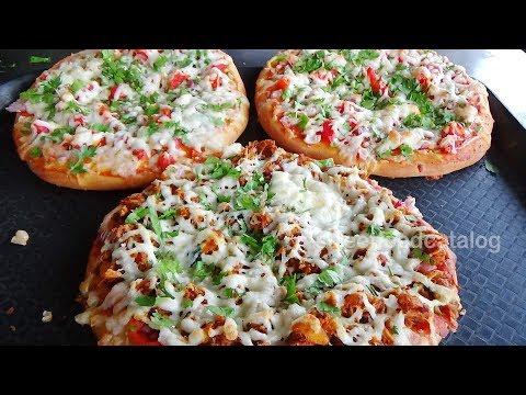 Restaurant Chicken Pizza Recipe