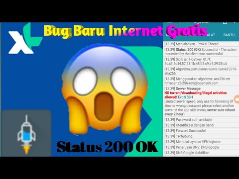 Terbaru!! Bug Baru Internet Gratis|| XL Opok All TKP||Speed Joss🚀