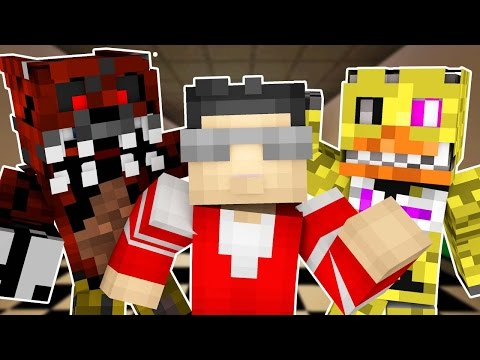 VanossGaming Goes Into Five Nights At Freddy's 4 (Night 2) - Minecraft Roleplay!
