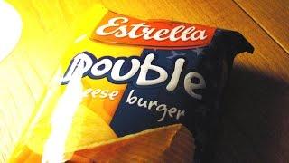 Estrella Double Cheese Burger