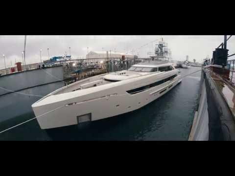 The construction of Superyacht Vertige by Tankoa