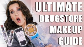 ULTIMATE DRUGSTORE MAKEUP GUIDE