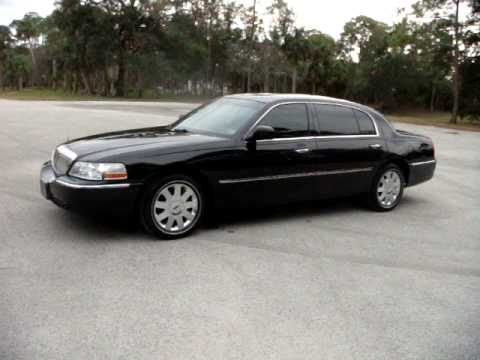 High Quality Lincoln Town Car L Series Sedan By Daytona Limos