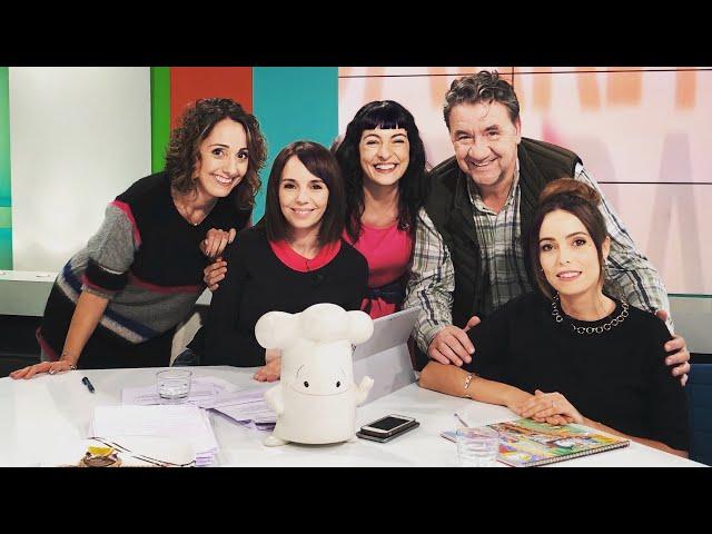 Alegria al magazin Cinc dies d'IB3 TV