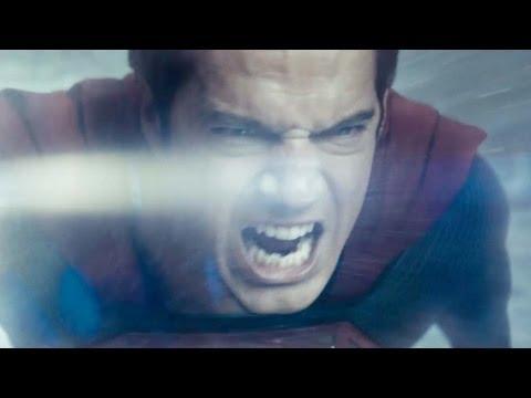 "Man of Steel ""Control"" TV Spot Official - Henry Cavill, Amy Adams"