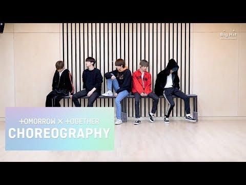 TXT (투모로우바이투게더) 2019 SBS 가요대전 Performance Dance Practice
