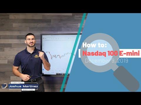 How to Trade the Nasdaq 100 E-Mini Futures