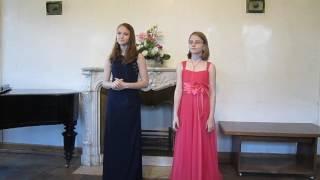 Смотреть видео Наталья и Зоя Брауверс