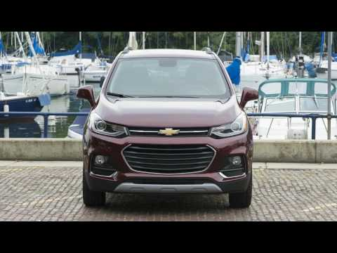 2017 Chevrolet Trax Car Review