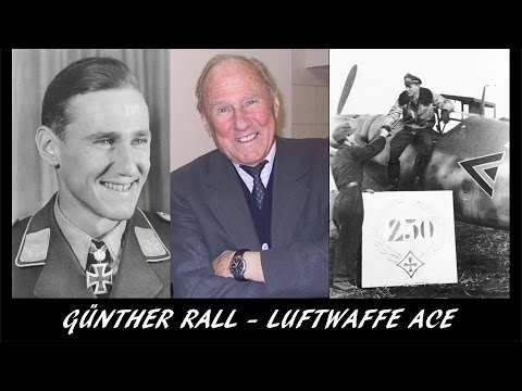 Video from the Past [11] - Günther Rall - Luftwaffe Ace Interview