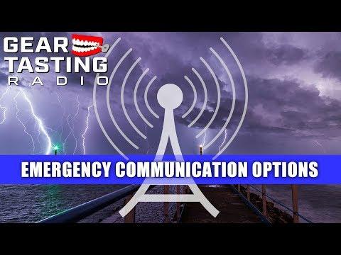 Emergency Communication Options - Gear Tasting Radio 90