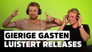 Gierige gasten: 'Liever Sef dan Lil'Kleine'   Release Reacties