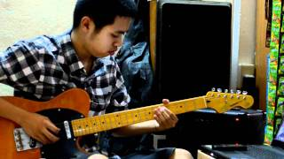 let it be guitar cover by ndttoe (ductruong1993)