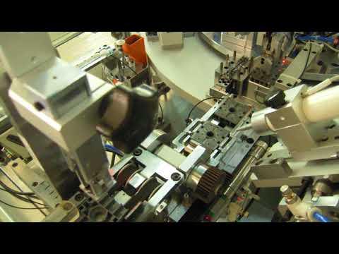 Cam Switch Automatic Assembly Machine