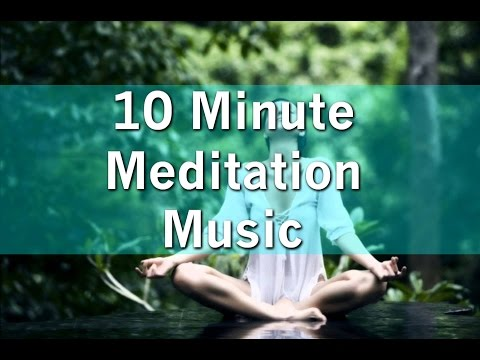 10 Minute Meditation Music  with Earth Resonance Frequency for Deeper Relaxation