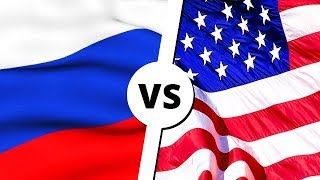 РОССИЯ vs США