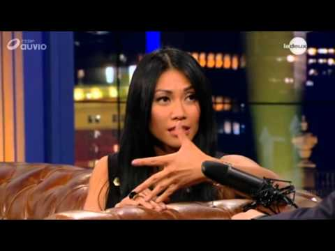 Le Dan Late Show with Anggun 04/22/2016