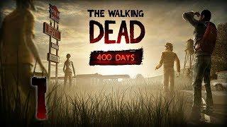 The Walking Dead - DLC 400 дней - Прохождение игры на русском - Винс [#1]