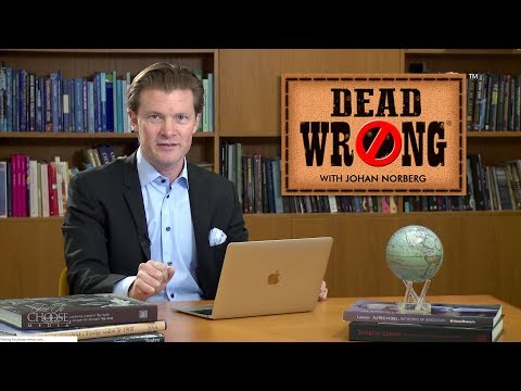 Dead Wrong® with Johan Norberg - Which Kind of Austerity?