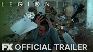 Legion Official Trailer #1 [HD] | An Original Series From FX and Marvel by : FX Networks