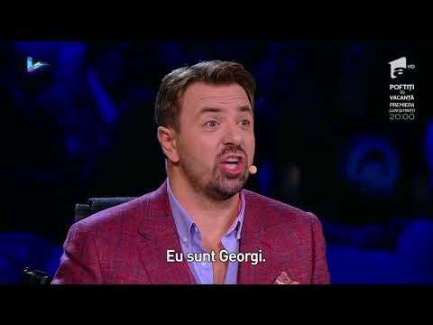 """""""Vocea ta sună fabulos. Ai schimbat-o de patru ori"""". Georgi a dat Bulgaria pe România"""