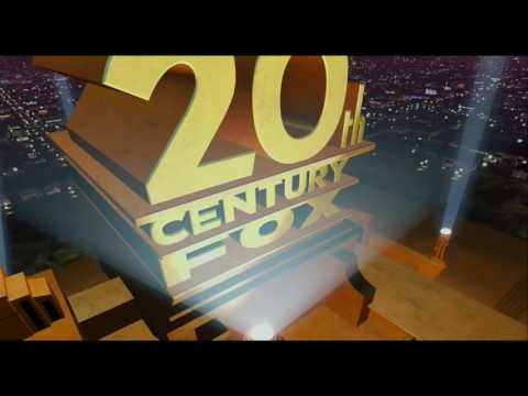 20th Century Fox Logo With The Peanuts Movie Fanfare