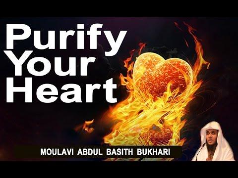 Purify your Heart~ Ullangalai Suthappaduthuvom┇ Tazkia-e-Nafs┇Abdul Basith Bukhari