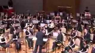 男兒當自強(將軍令) - 滄海一聲笑 - 臺灣師大管樂團