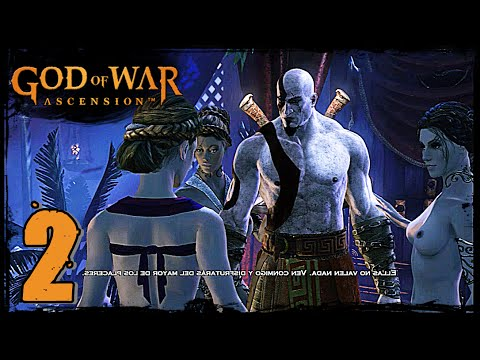 God of War Ascension » Parte 2 / LA GARITA « Español PS3 [HD]