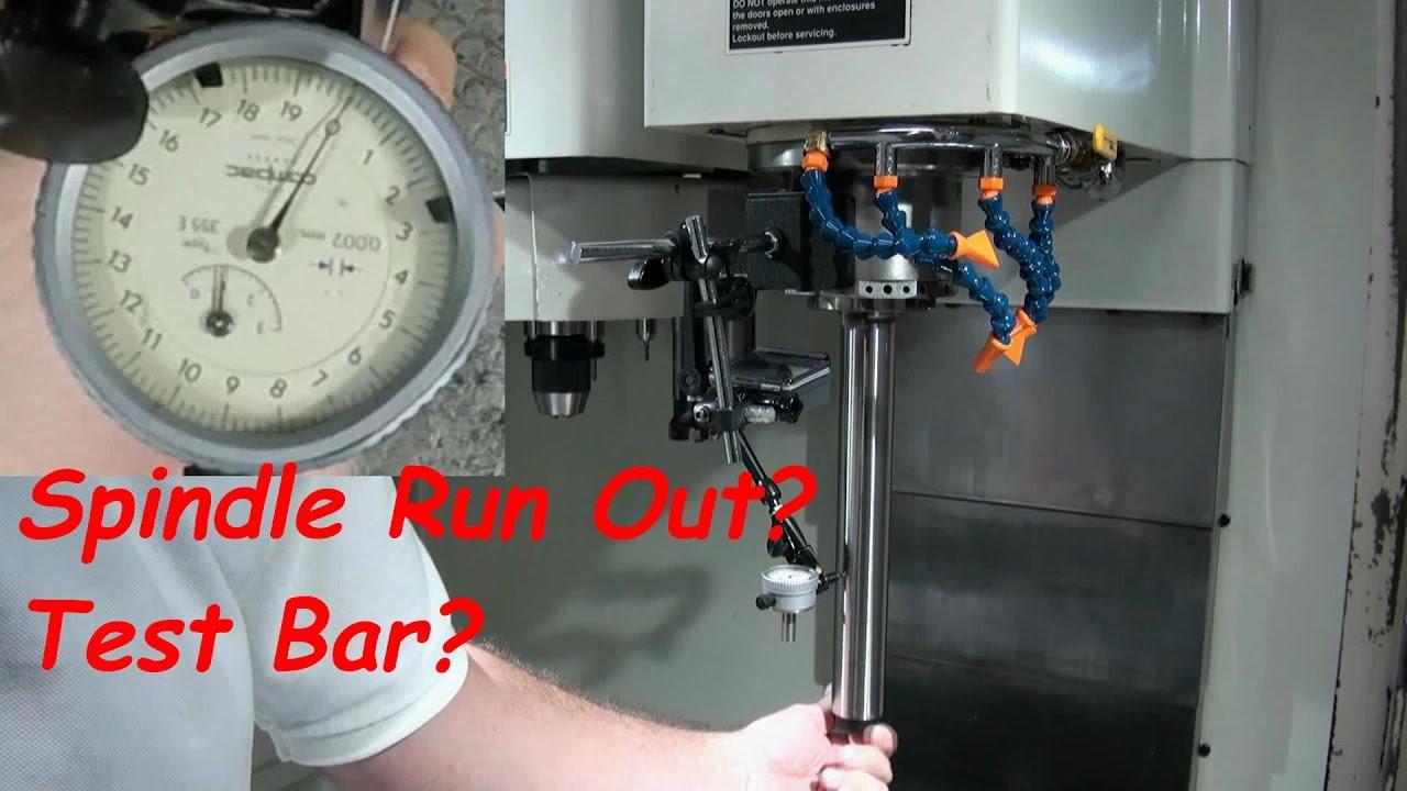 Spindle Runout Measurement