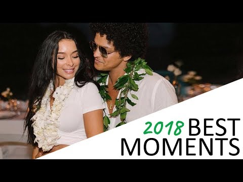 BEST MOMENTS 2018 | Jessica Caban and Bruno Mars