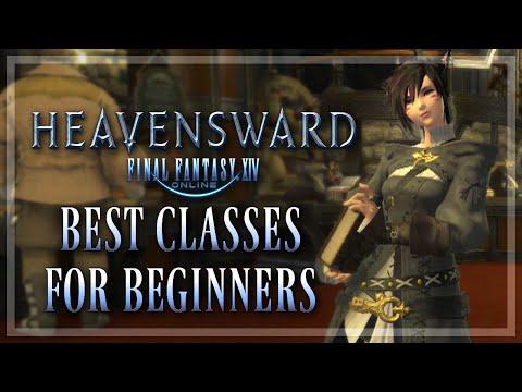 5 Best Classes For Beginners in FFXIV (FFXIV: Heavensward