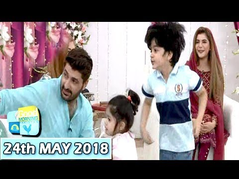 Good Morning Pakistan - 24th May 2018 - ARY Digital Show