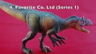Top 10 Allosaurus dinosaur toys