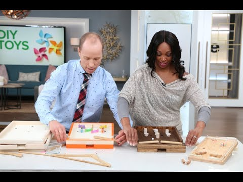 How to make DIY wooden toys for your nursery