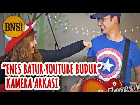 Enes Batur Youtube Budur - Kamera Arkası | Look what I'll sing!