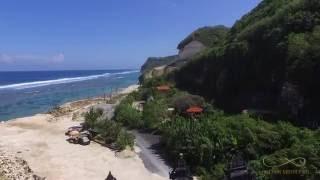 Индонезия, остров Бали 2016,  Bali 2016, видео с квадрокоптера, Melasti Beach New(Сегодня на фотосессию не хотел брать квадрокоптер, так как уже летал на этом пляже и казалось, что ничего..., 2016-07-14T12:41:04.000Z)